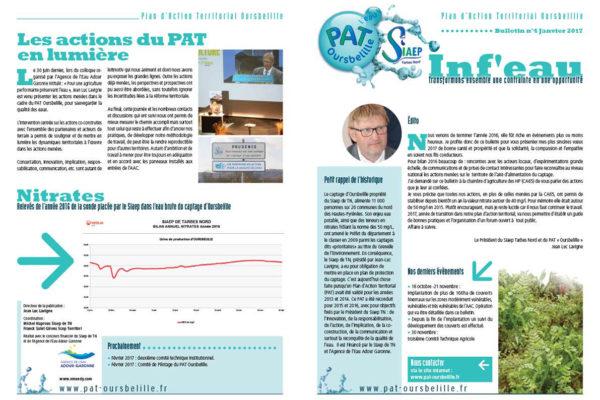 Bulletin Inf'Eau n°4