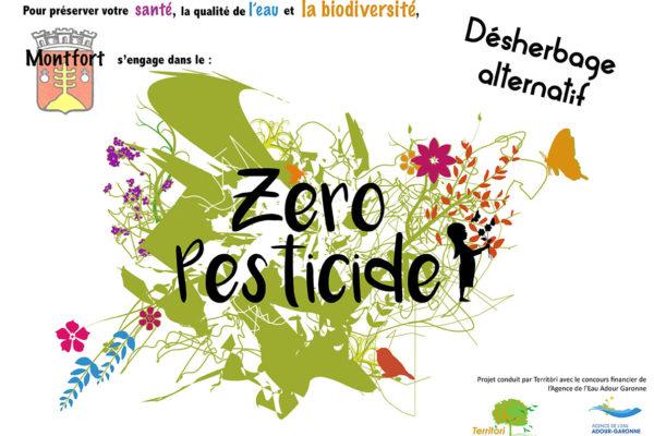Affichage Zéro Pesticides ©