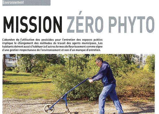 Anglet : mission zéro phyto